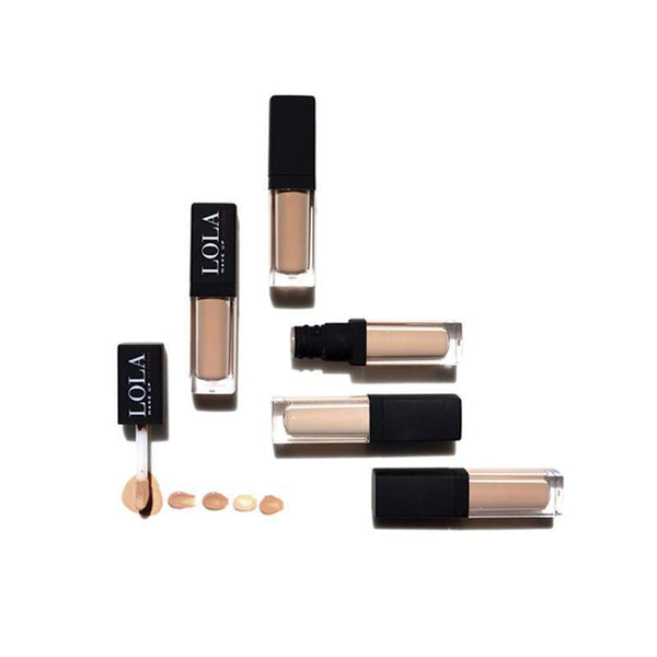 Lola Make Up by Perse Liquid Concealer 002-Light