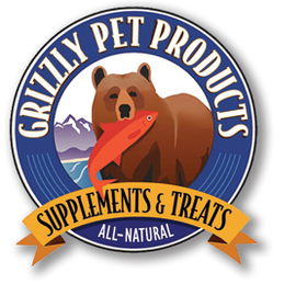 Grizzly Pet Products supplements & Treats, all natural