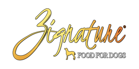 Zignature dog food. dog food without chicken