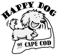 Happy Dog of Cap Cod all natural treats, made in USA