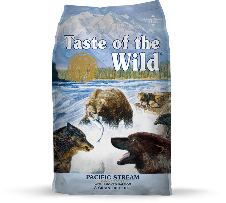 Taste Of The Wild Pacific Stream Dry Dog Food - Mr Mochas Pet Supplies