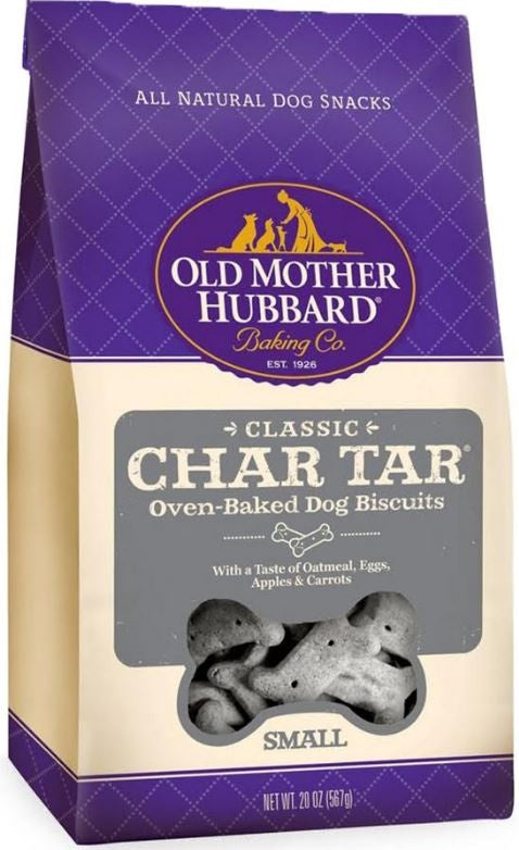 Old Mother Hubbard Crunchy Classic Natural Char-Tar Small Biscuits Dog Treats - Mr Mochas Pet Supplies