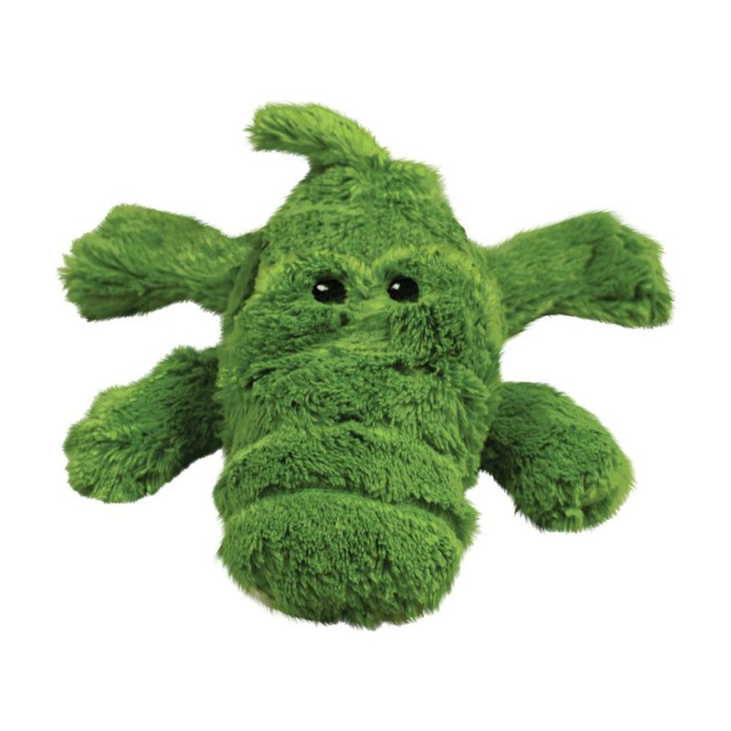 KONG Ali Alligator Cozie Plush Dog Toy - Mr Mochas Pet Supplies