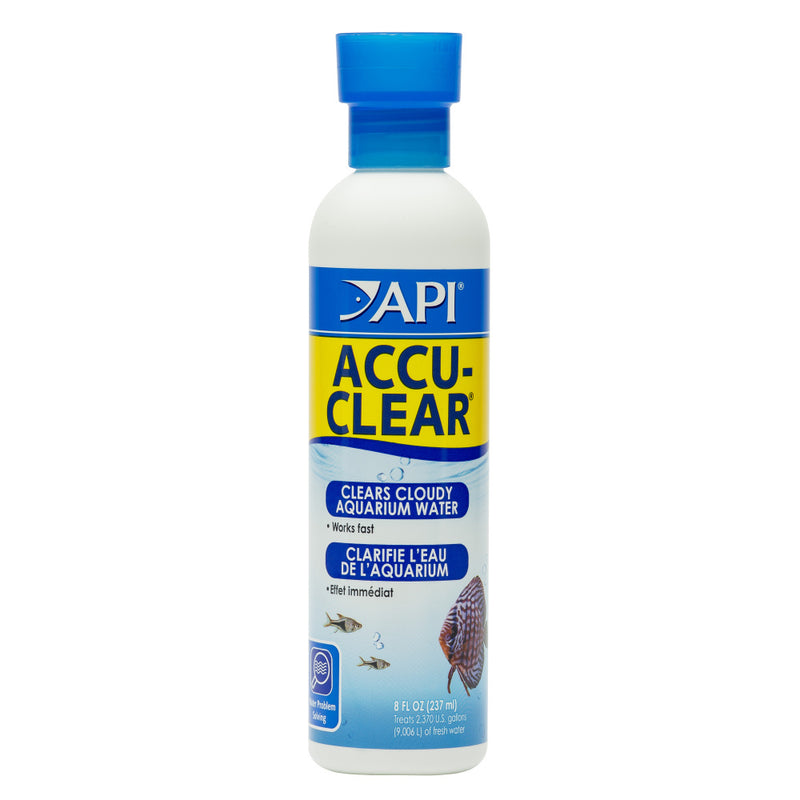 API Accu-Clear Freshwater Aquarium Water Clarifier - Mr Mochas Pet Supplies