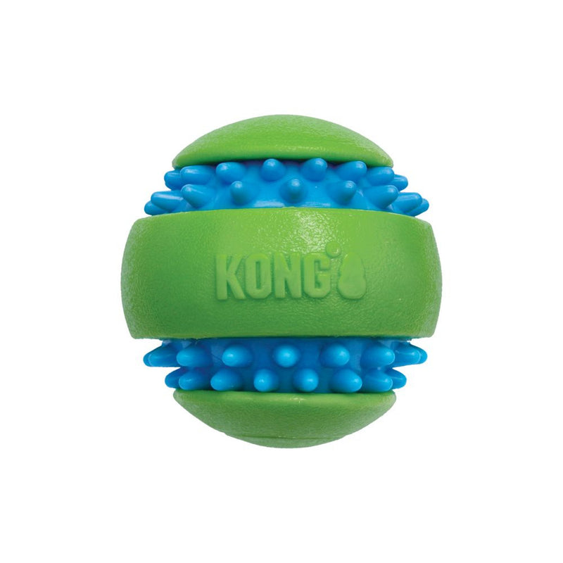 KONG Squeezz Goomz Ball Dog Toy - Mr Mochas Pet Supplies
