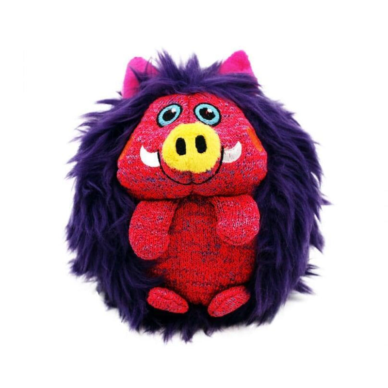 Kong ZigWigz Warthog Medium - Mr Mochas Pet Supplies