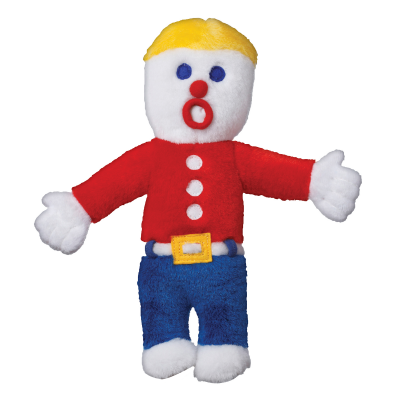 Multipet Dog Toy Mr. Bill Plush Toy - Mr Mochas Pet Supplies
