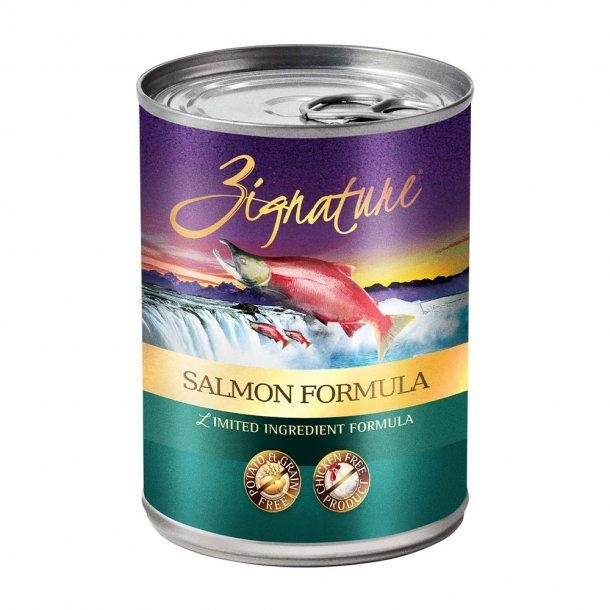 Zignature Dog Can GF Salmon Formula 13 oz - Mr Mochas Pet Supplies