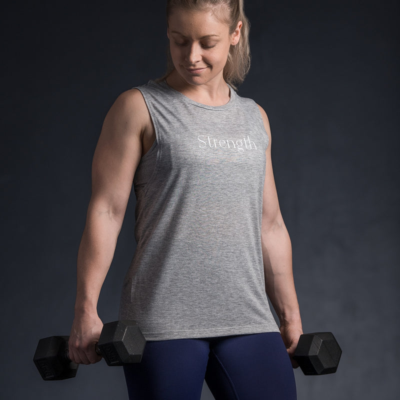 STRENGTH TANK - Havok Athletic
