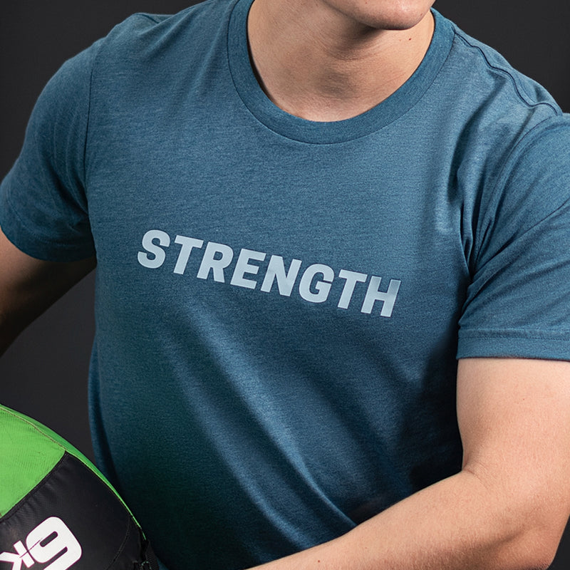 STRENGTH TEE - Havok Athletic