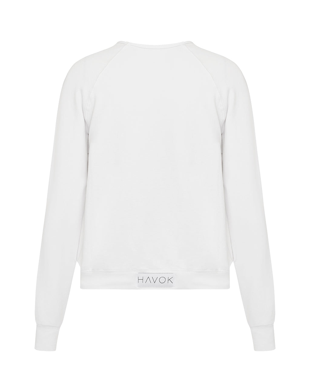 SCRIPT SWEATSHIRT - Havok Athletic