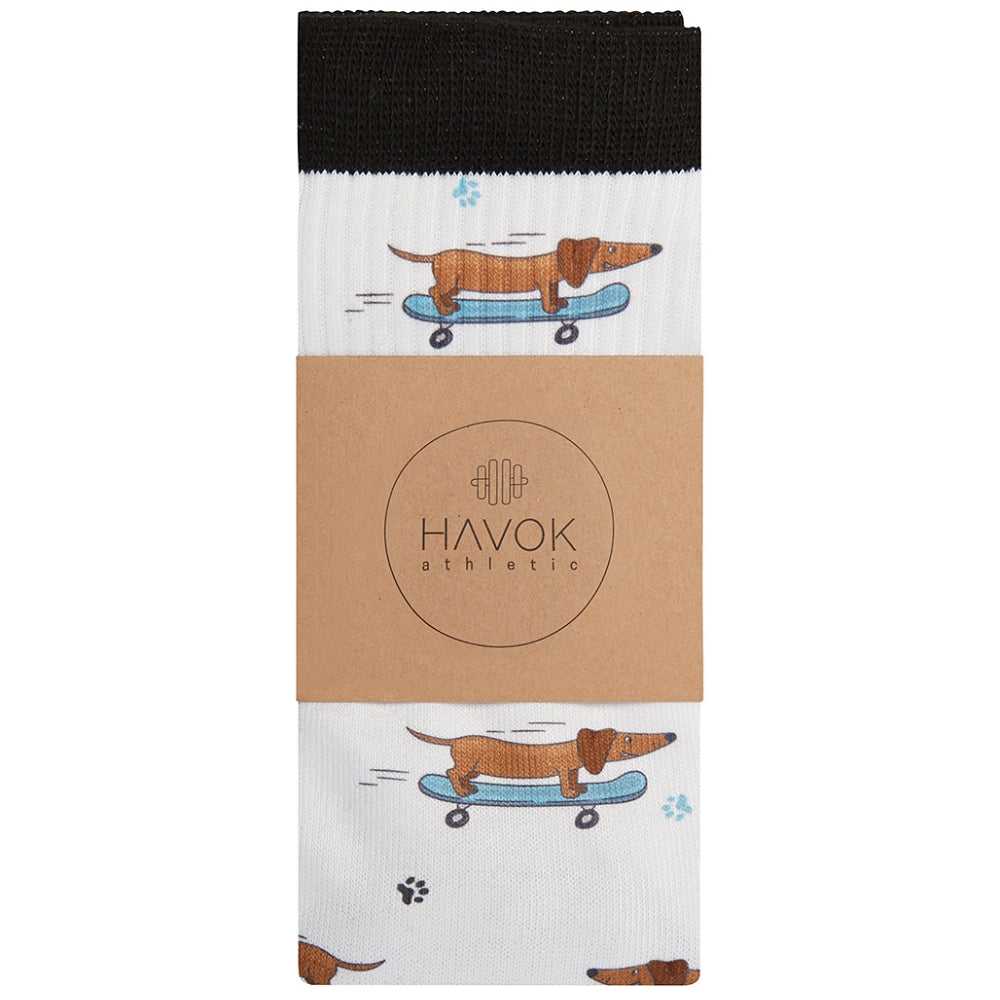 MEN'S KOBE CREW SOCK - Havok Athletic