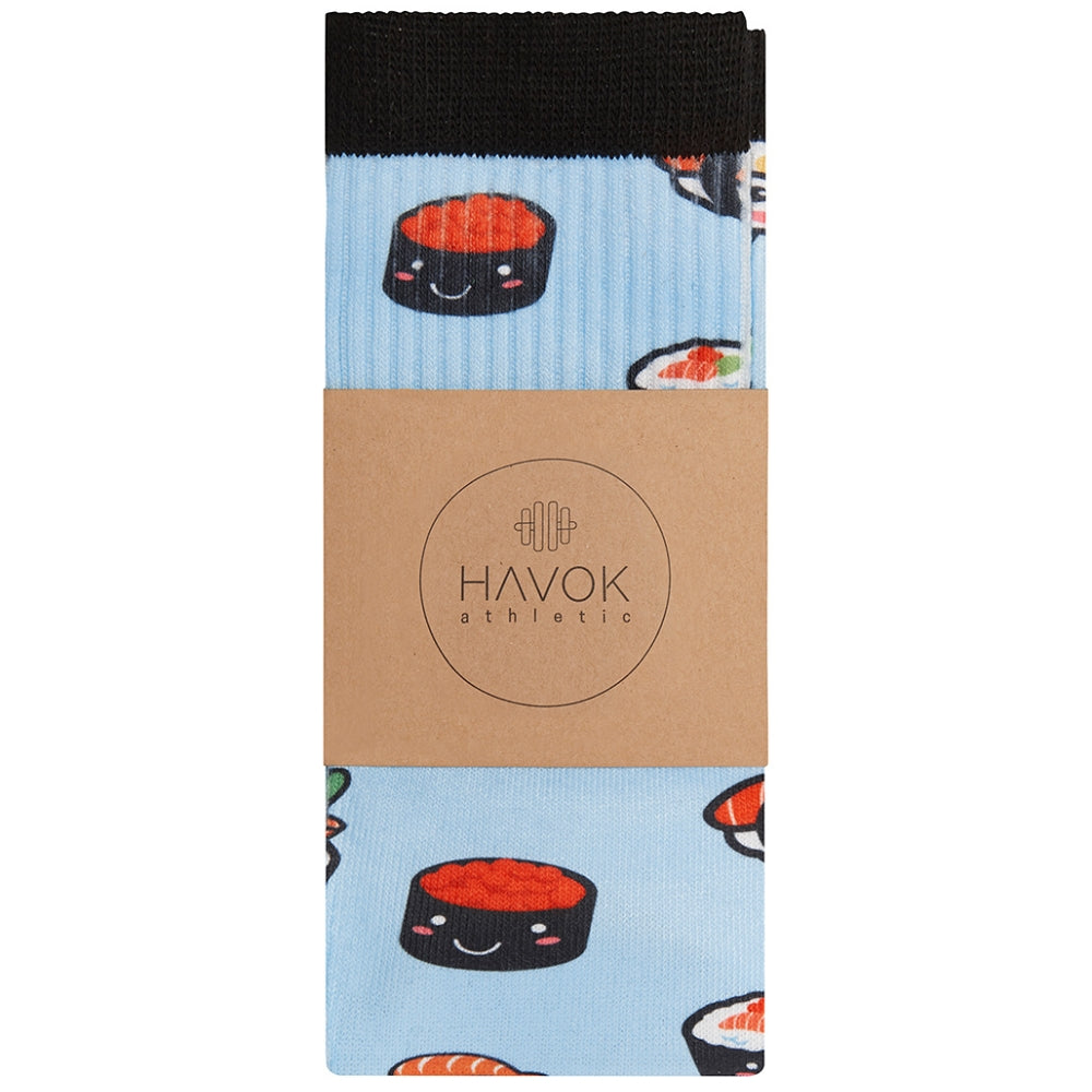 MEN'S SUSHI CREW SOCK - Havok Athletic