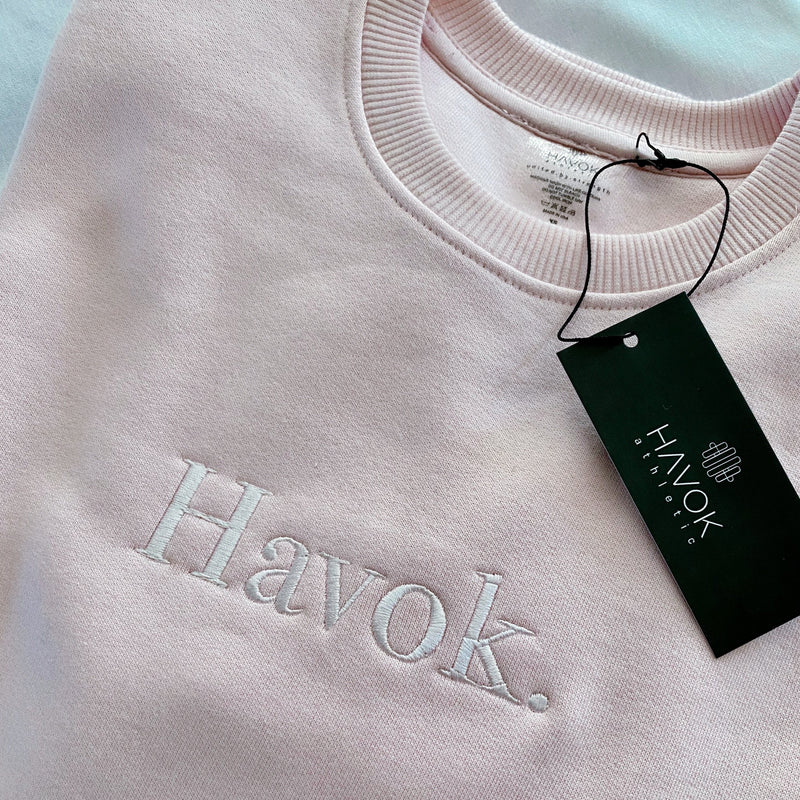 CLASSIC CREW SWEATSHIRT - Havok Athletic