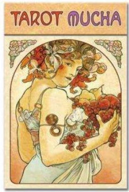 tarot Mucha By lo scarabeo
