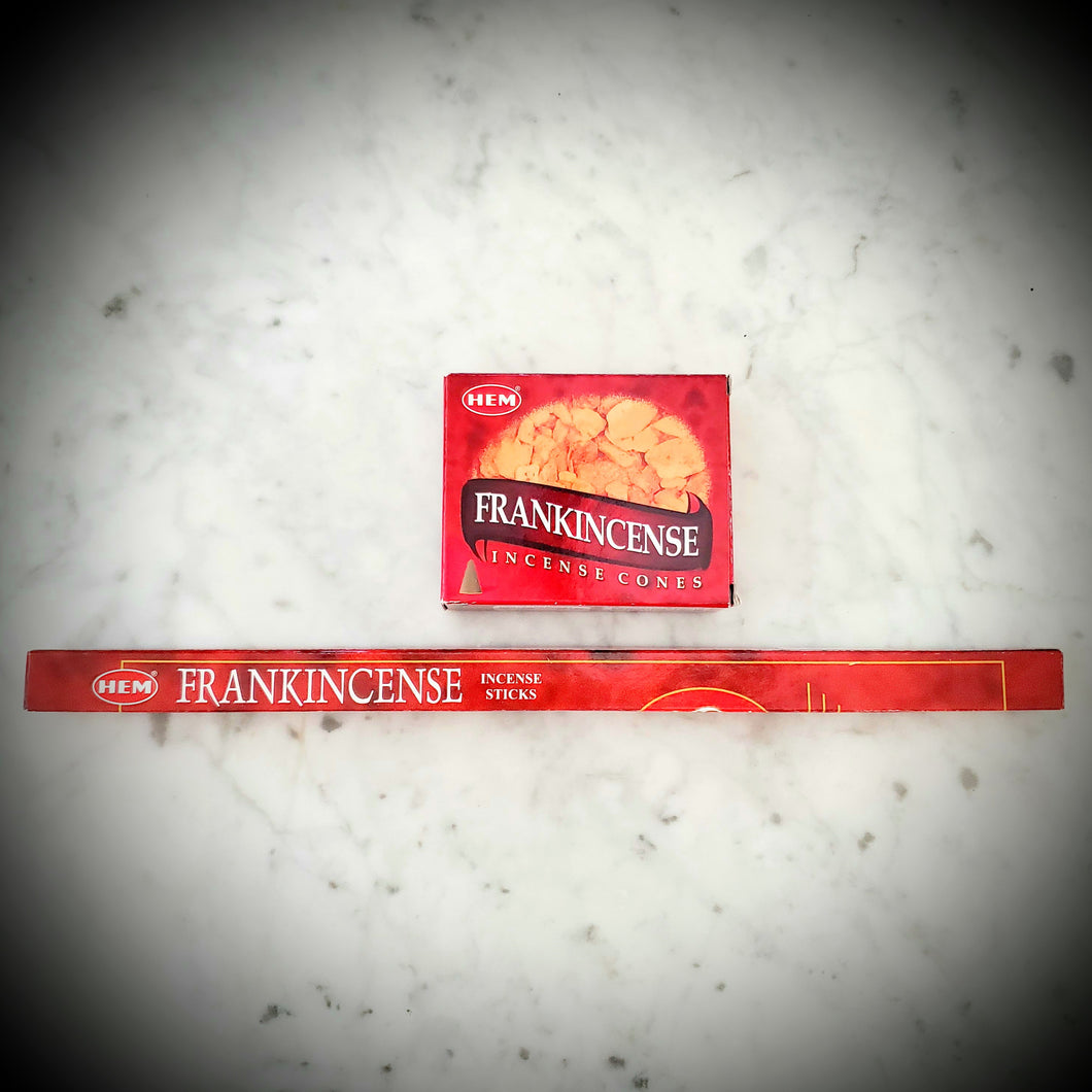 Hem Frankincense Incense