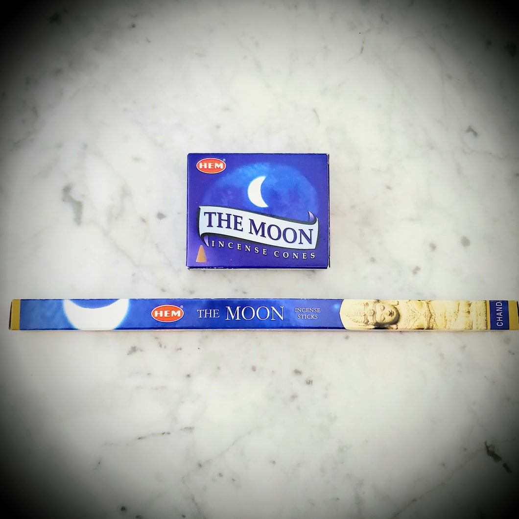 Hem The Moon Incense
