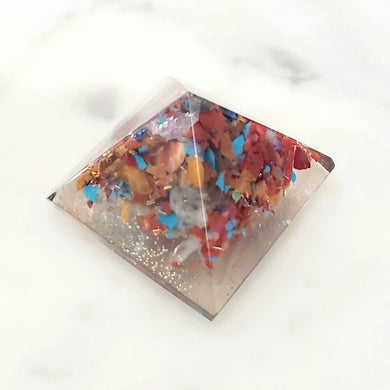Orgonite Mini Pyramid