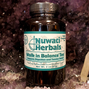 Nuwati Herbals Walk in Balance Tea