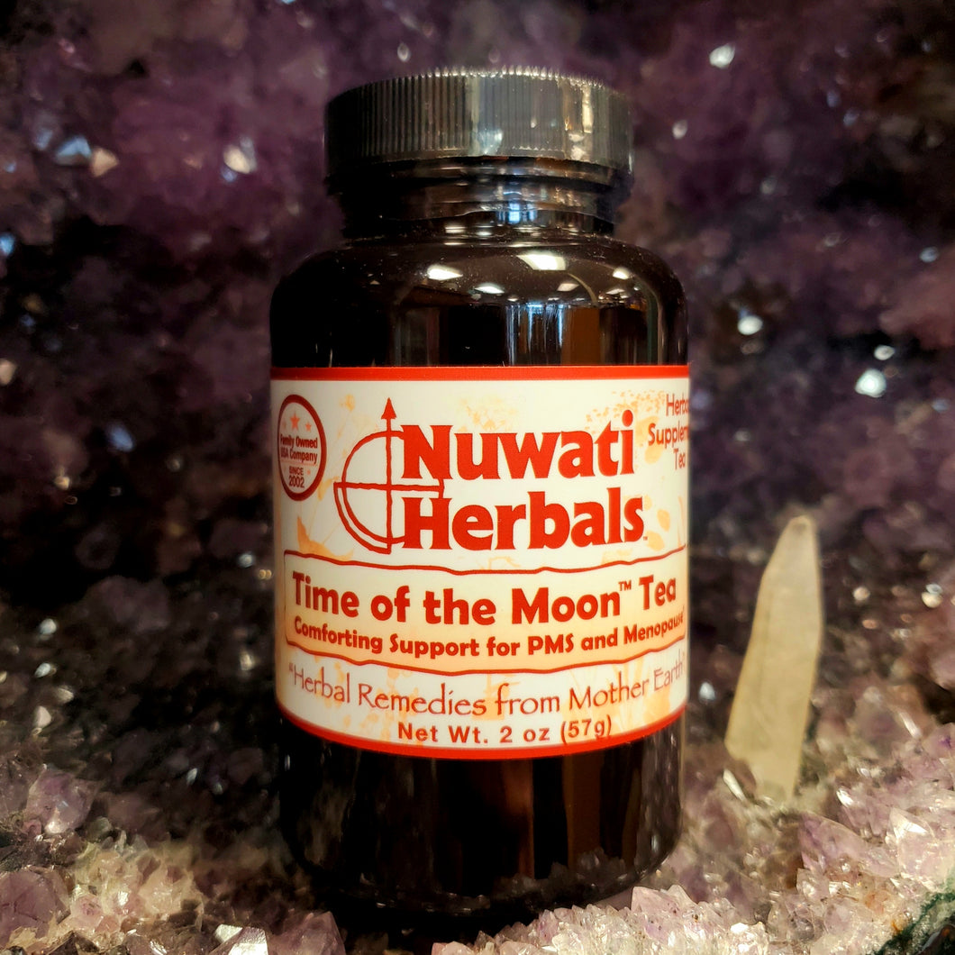 Nuwati Herbals Time of the Moon Tea