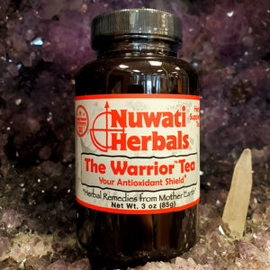 Nuwati Herbals Warrior Tea