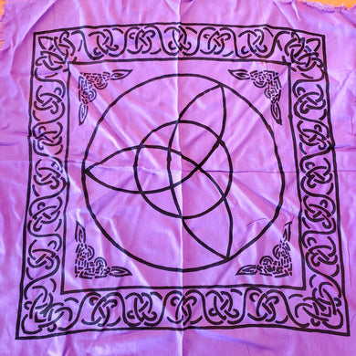 Altar Cloth with Triquetra