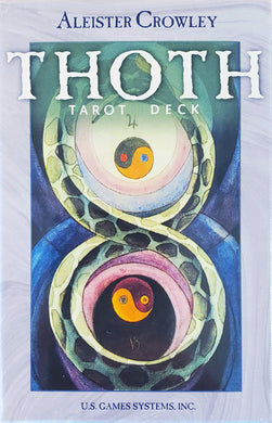Thoth Tarot Deck Large