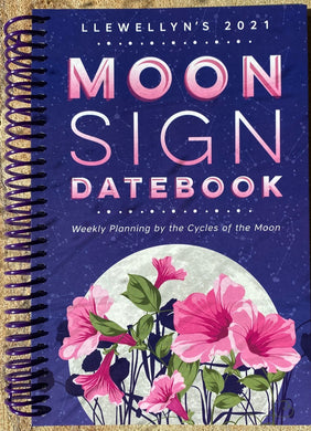 Moon Sign Datebook 2021