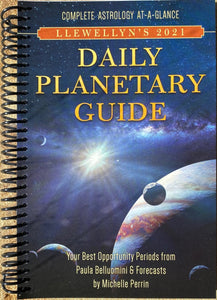 Llewellyn's 2021 Daily Planetary Guide