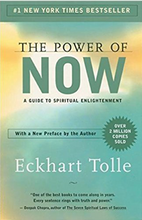 Load image into Gallery viewer, The Power of Now: a Guide to Spiritual Enlightenment by Eckhart Tolle