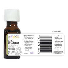 Load image into Gallery viewer, Atlas Cedarwood Essential Oil