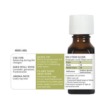 Load image into Gallery viewer, Clary Sage Essential Oil