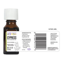 Load image into Gallery viewer, Cypress Essential Oil