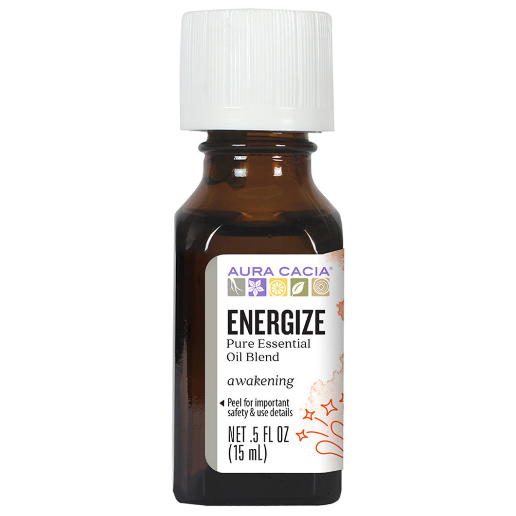 Energize Essential Oil