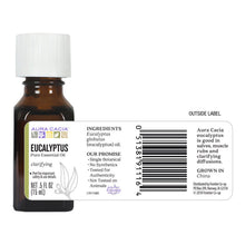 Load image into Gallery viewer, Eucalyptus Essential Oil