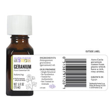 Load image into Gallery viewer, Geranium Essential Oil