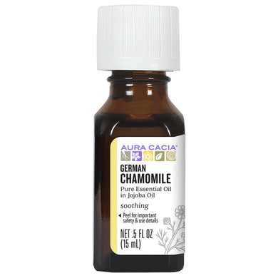 German Chamomile (in Jojoba Oil) Essential Oil