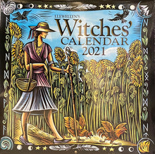 Load image into Gallery viewer, Llewellyn's Witches' Calendar 2021