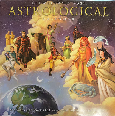 Llewellyn's 2021 Astrological Calendar