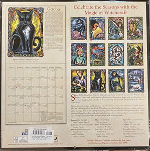 Llewellyn's Witches' Calendar 2021
