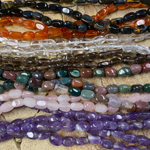 Load image into Gallery viewer, Gemstone Bead Necklaces