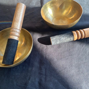 Brass Singing Bowl