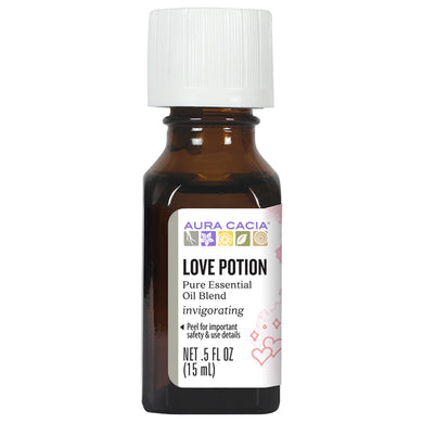Love Potion Essential Oil