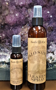 Palo Santo Spray