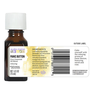 Panic Button Essential Oil