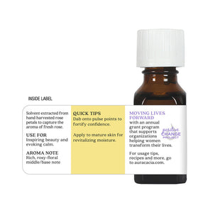Rose Absolute (in Jojoba Oil) Essential Oil