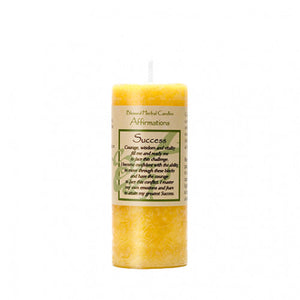 Success Affirmation Candle