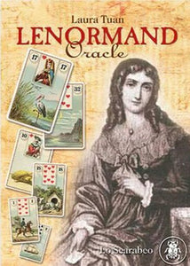 Lenormand Oracle cards by Laura taun