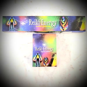 Green Tree Reiki Energy Incense