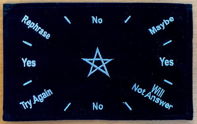 Pendulum Answers Mat
